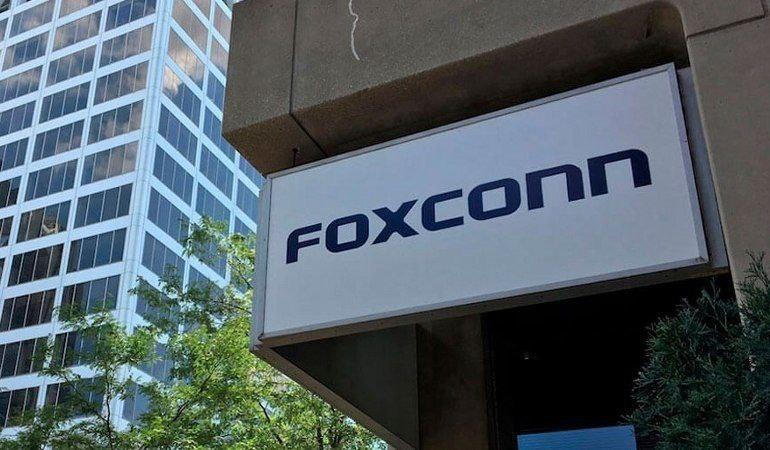 Foxconn повертається в стрій
