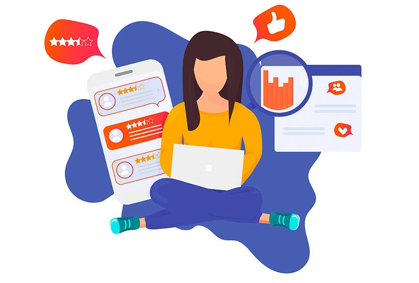Facilitation of Customer Relations and Data Gathering Via Chatbots