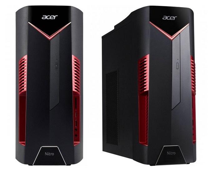 Игровой ПК Acer Nitro N50-600