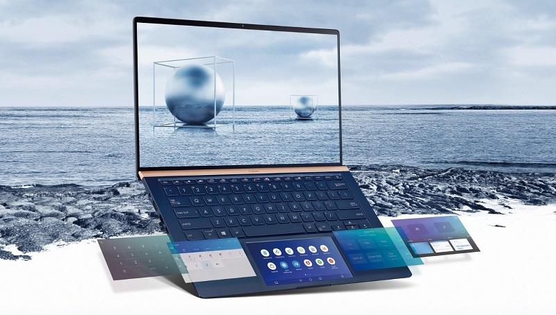 MacBook Air или ASUS ZenBook 14?