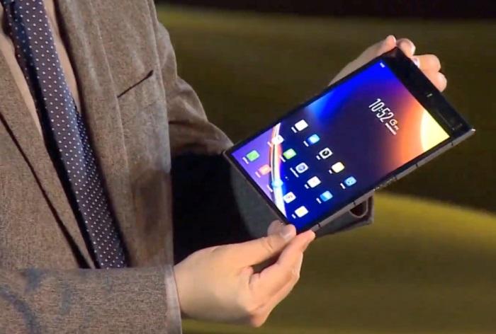 Анонсировали FlexPai 2 − потомка первого складного смартфона