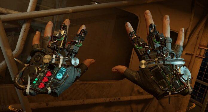 На Steam VR вийшла Half-Life: Alyx
