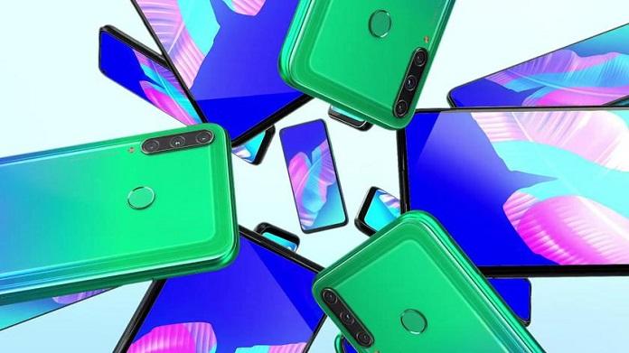 Huawei P40 lite E — новый доступный смартфон с тремя камерами