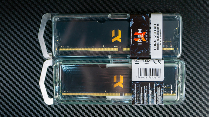 IRDM DDR4 3600