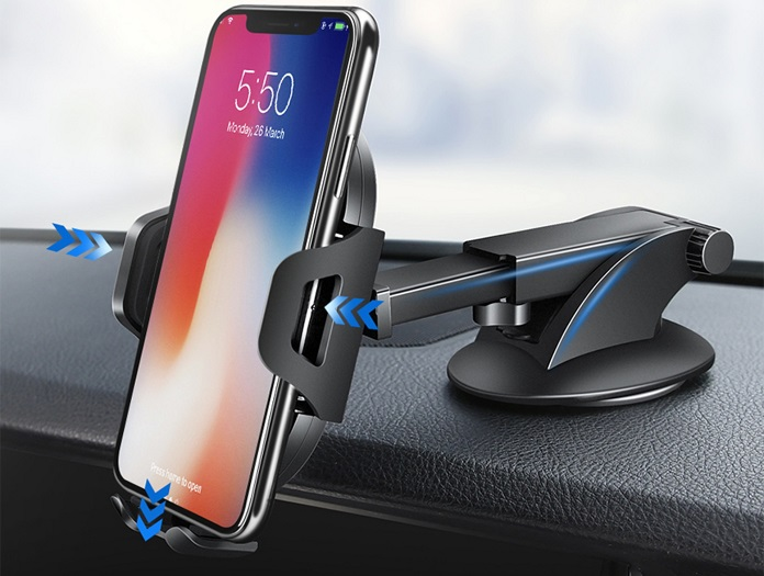 Selection of a Phone Car Mount