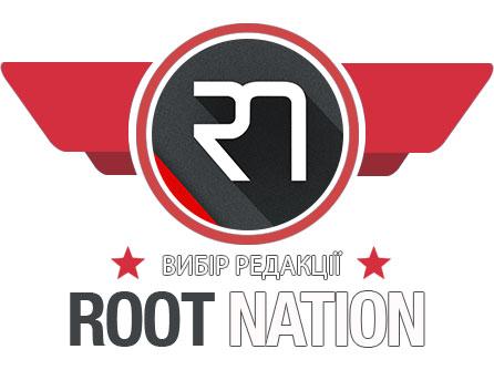 Нагорода Root Nation - Вибір редакції
