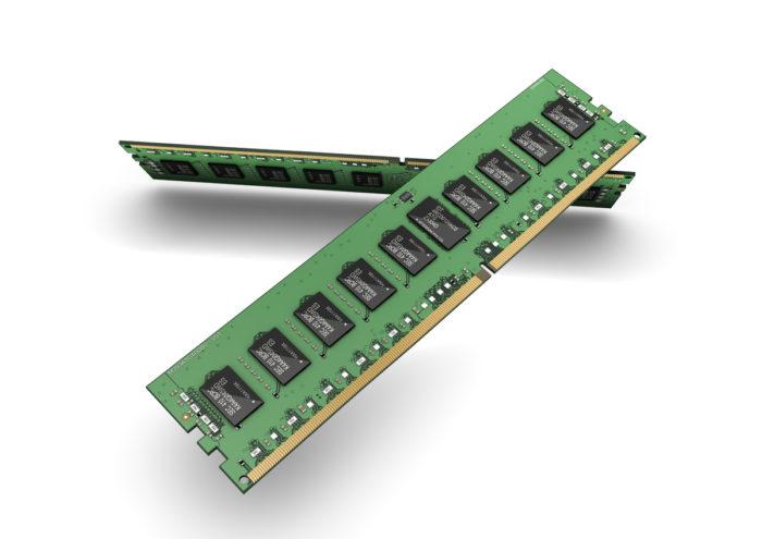 Samsung выпустили оперативную память, созданную с использованием ультрафиолет-технологий