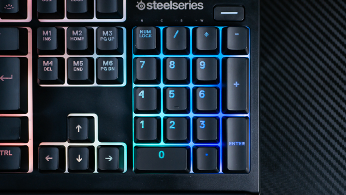 SteelSeries 3 Apex
