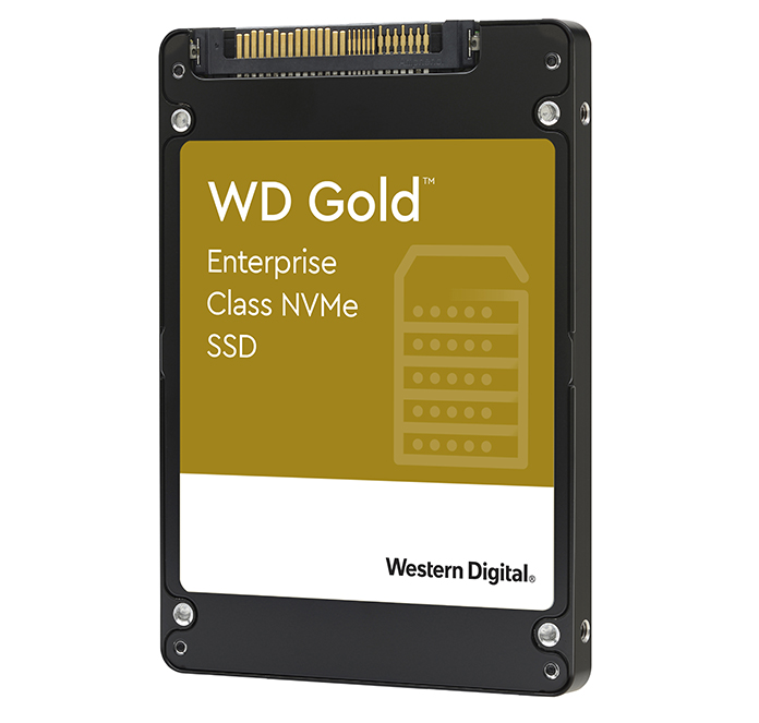 WD Gold NVMe