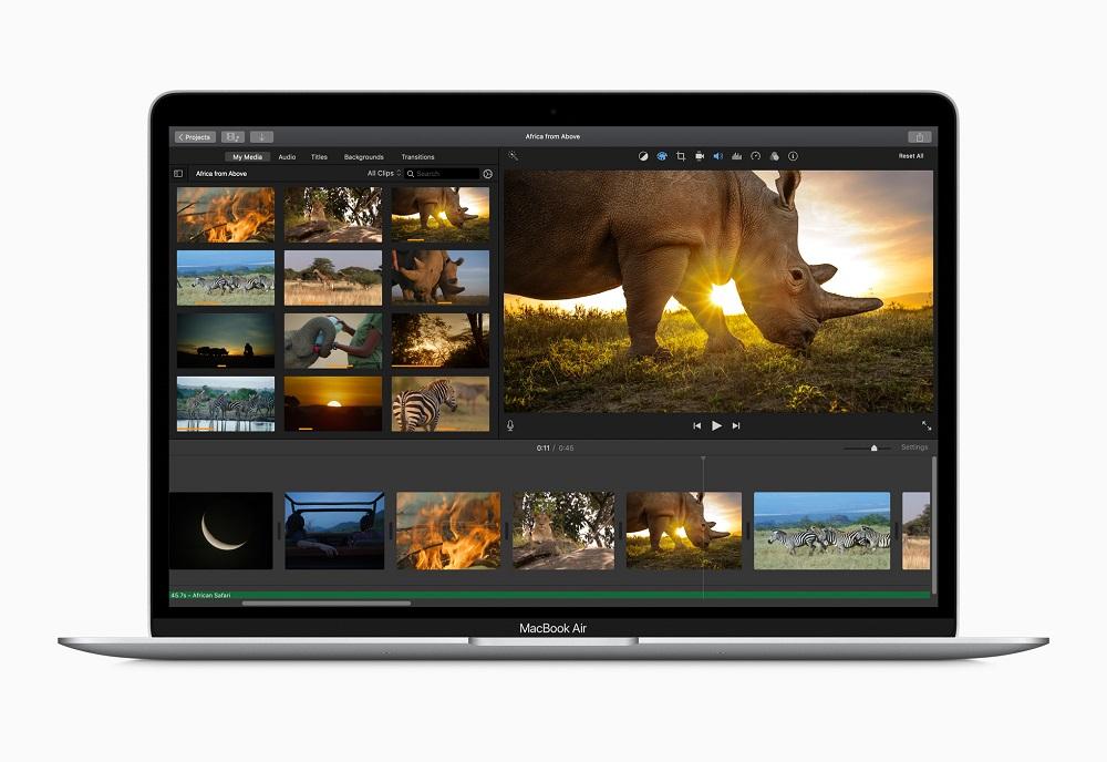 Мнение: Стоит ли покупать новый Apple MacBook Air (2020)? Сравнение с конкурентами
