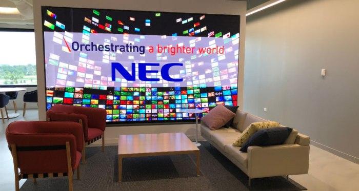 Sharp и NEC заключили союз против конкурентов