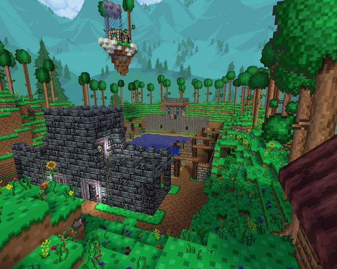 Fightyard Terraria - карты в CS:GO