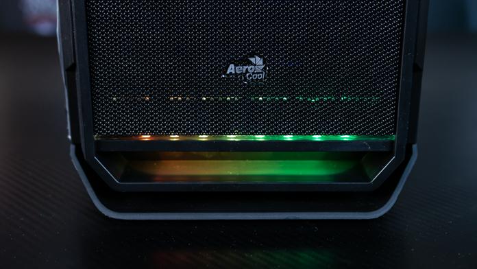 Aerocool Aero 500G-RGB