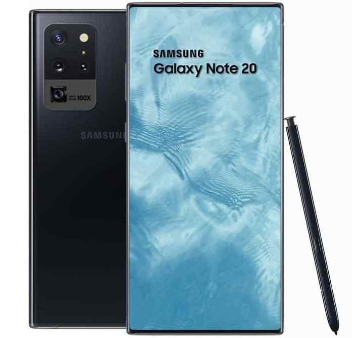 По плану: релиз Galaxy Note 20 и Fold 2 не перенесут
