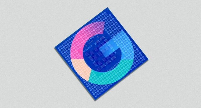 Google chipset