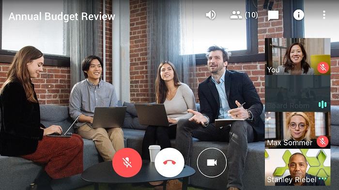 Google Meet вскоре откроют всем желающим