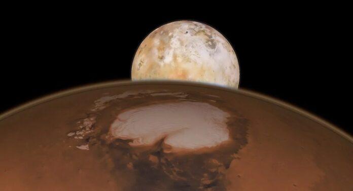 Ученые предлагают новую версию природы марсианских кратеров