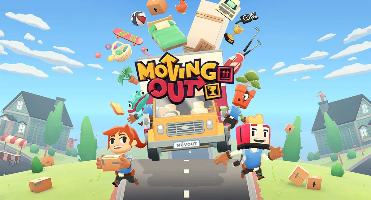 Обзор Moving Out — Лучшая игра для тех, кто застрял дома