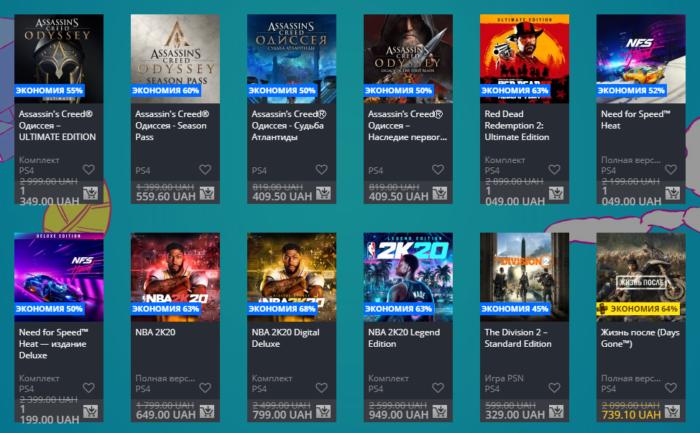 В PlayStation Store стартовала «Весенняя распродажа»