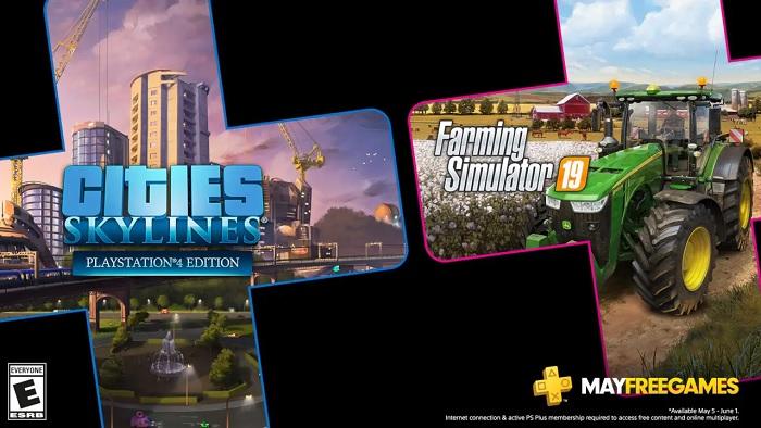 майские игры PlayStation Plus