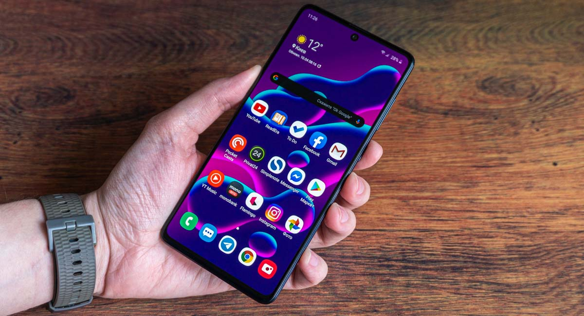 Review Samsung Galaxy A71 With The Snapdragon 730 Root Nation
