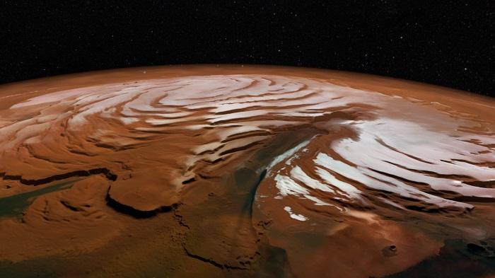 вчені і марс