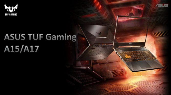 TUF Gaming A15/A17