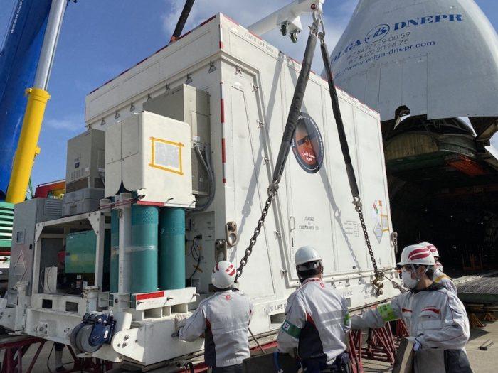 Миссия Emirates Mars прибыла в Японию для подготовки к запуску