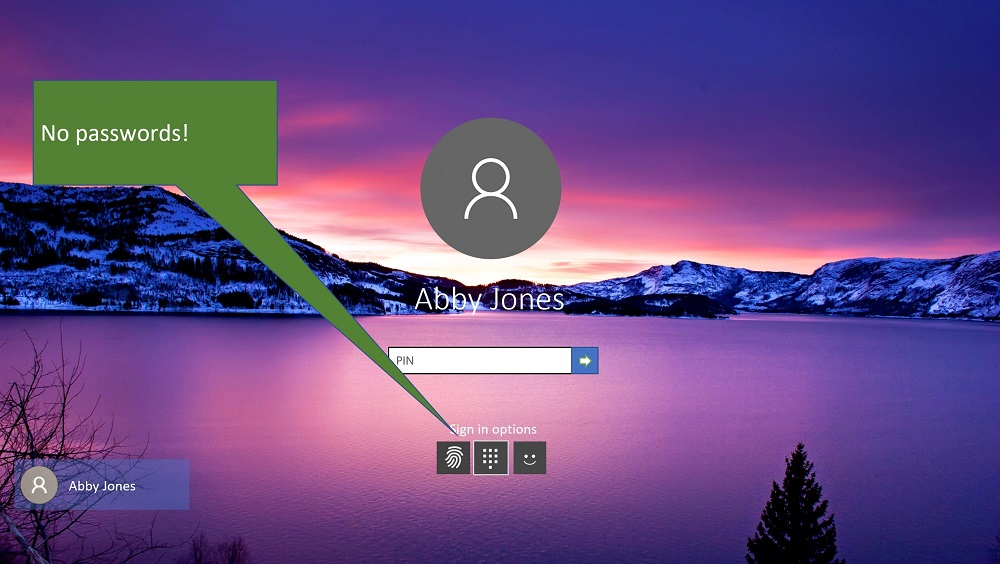 Generate passwords
