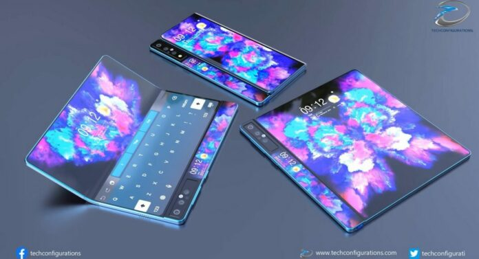 Galaxy Fold 2 concept