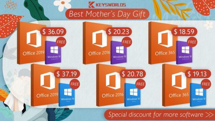 Акция ко Дню матери: Получите Windows 10 совершенно бесплатно!