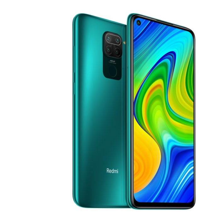 Redmi Note 9_Green