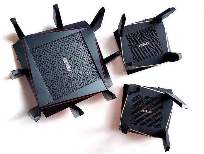 ASUS RT-AC5300 Wi-Fi 6
