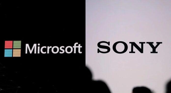 Sony и Microsoft