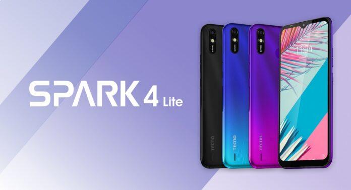 SPARK 4 Lite