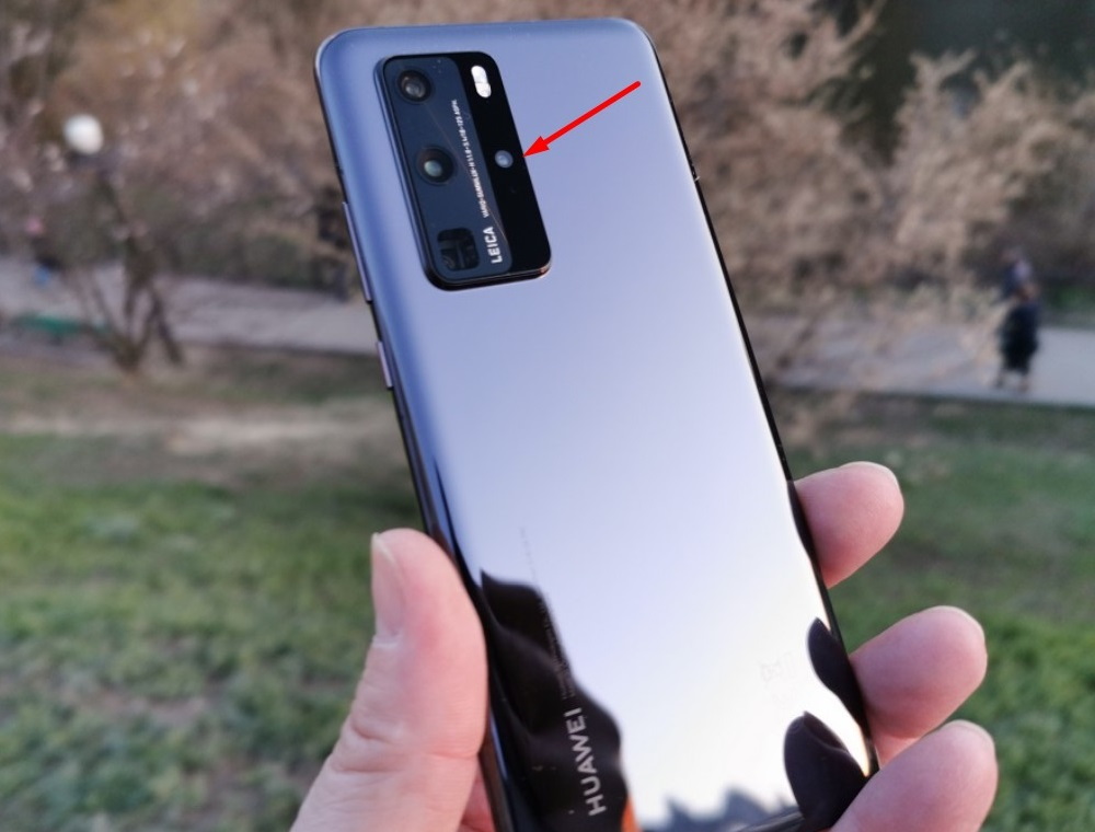 What is ToF? Huawei P40 Pro
