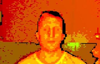 ToF-камера как датчик биометрии