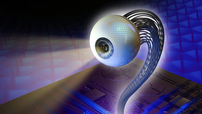 Китайские ученые создали искусственные глаза