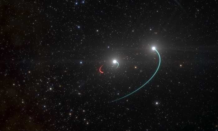 Ученые нашли ближайшую к Земле черную дыру