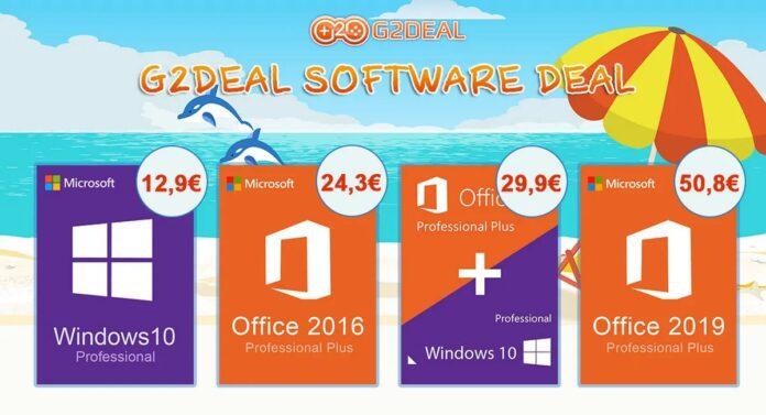 Распродажа: Ключи для Windows 10, Microsoft Office и другого ПО
