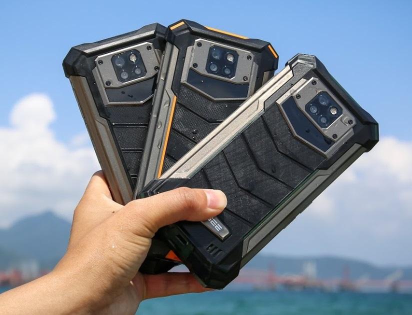 Камера DOOGEE S88 Pro