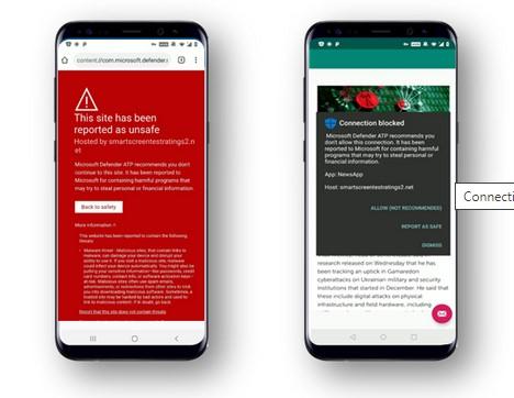 Microsoft Defender ATP для Android