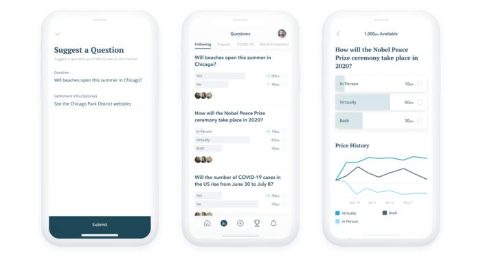 Facebook Forecast - сервіс для обговорення прогнозів подій в світі