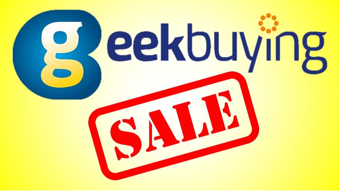 Присоединяйтесь к распродаже Geekbuying в честь их Дня Рождения – скидки и купоны внутри!