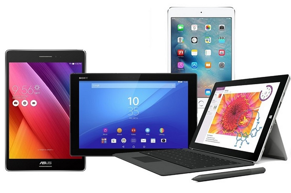 The world of tablets