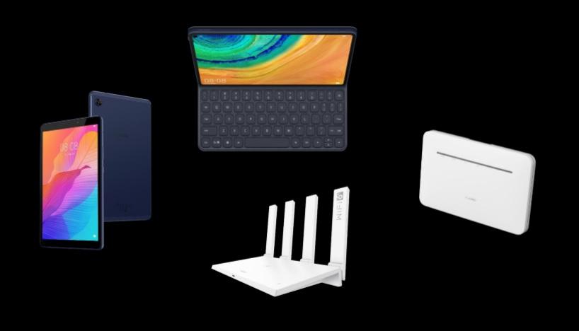 Отчет о презентации Huawei: планшеты MatePad T8, MatePad Pro, а также роутеры с 4G и Wi-Fi 6