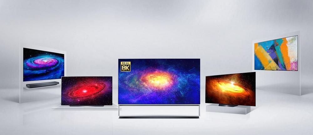 LG представила новую линейку OLED-телевизоров
