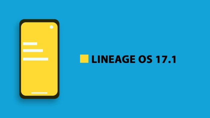 Lineage-OS-17.1