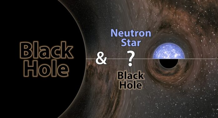 Neutron Star Black Hole