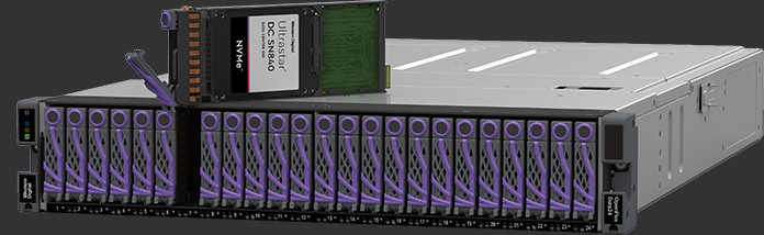 Новые решения NVMe NVMe-oF от Western Digital — следующее поколение инфраструктуры данных